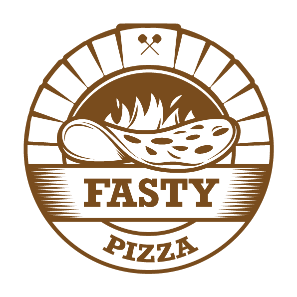 Logo Fasty Pizza