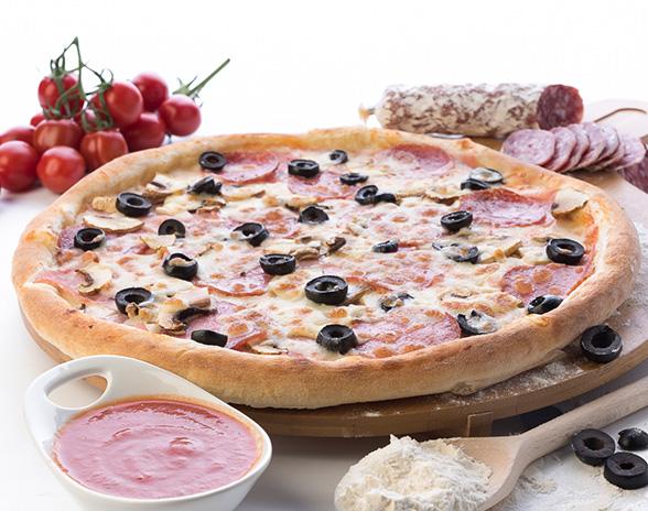 Pizza Quattro Staggioni