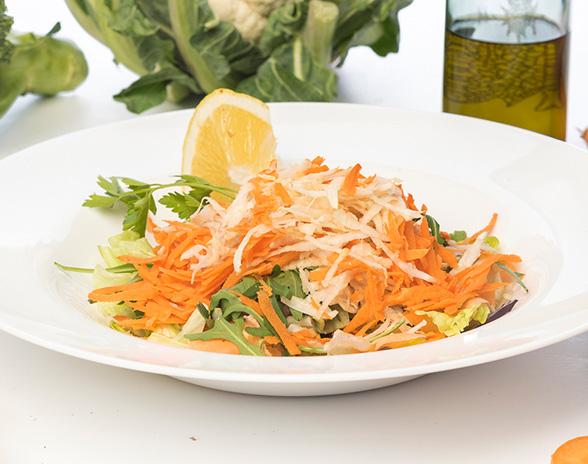 Salată cu Morcov